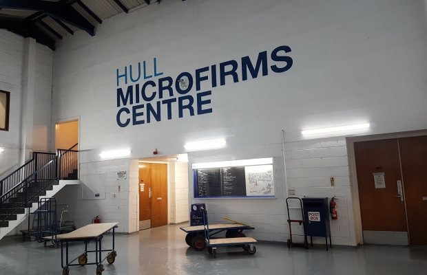 Hull Microfirms Centre