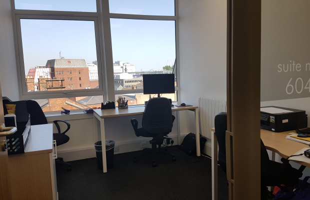 Suite 604, K2 - Serviced Office
