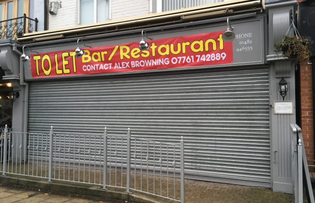 Bar/Restaurant available immediately due to ill-health